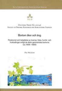 Pia Nilsson - Bortom åker och äng